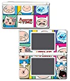Adventure Time Jake Dog Finn Princess Bubblegum Marceline Ice King BMO Beemo Flame Lumpy Video Game Vinyl Decal Skin Sticker Cover for Nintendo DS Lite System