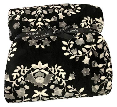 - Vera Bradley Throw Blanket in Chandelier Noir