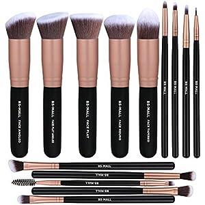 Amazon com: EMOCCI Rotating Makeup Organizers 360 Adjustable