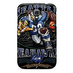 Samsung Galaxy S4 XYc1024bnpM Provide Private Custom Fashion Seattle Seahawks Pictures Great Hard Phone Cover -hardcase88