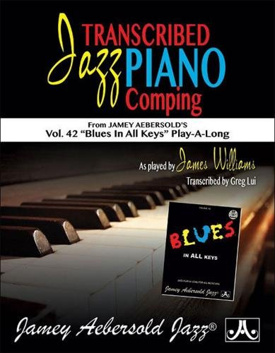 Jamey Volume 42 - Jazz Piano Comping by James Williams