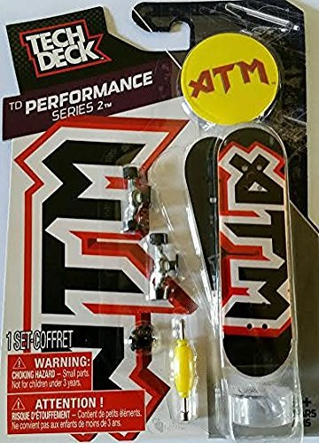 桁豆絶妙2016 Tech Deck TD Performance Series 2 - XTM Finger Skateboard with Display Stand [並行輸入品]