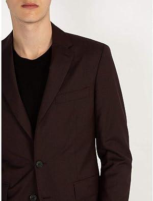 (バーバリー) Burberry メンズ アウター スーツ・ジャケット Soho single-breasted wool-blend suit [並行輸入品]