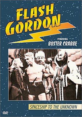 Flash Gordon - Spaceship to the Unknown by Image Entertainment