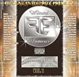 Almost Famous Compilation 1 by Fortune Enterprize Presents