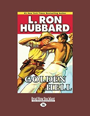 book cover of Golden Hell