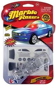 Skullduggery Krazy Kars Marble Racers, Light Up Mustang