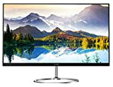 VIOTEK HA238 Ultra-Thin 24 Inch Computer Monitor - 1920x1080 Full HD with Bezel-Less Frame, 16:9 Widescreen Display, HDMI & VGA Connection