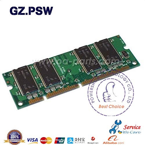 Printer Parts Original New Printer Memory 64MB 128MB 256MB for HP2410 HP2420 HP2430 HP4250 HP5200 HP9050 HP9040 HP4350 M9040MFP M9050MFP Serie - (Color: 256MB Memory) by Yoton (Image #2)