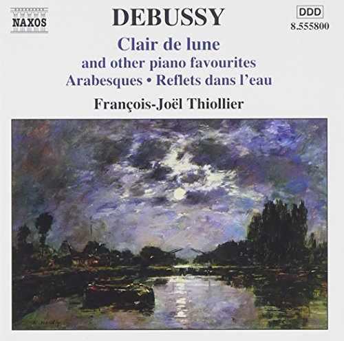 Clair de Lune (The Best Of Debussy Naxos)