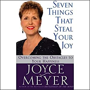 Seven Things That Steal Your Joy Audiobook