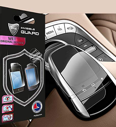 for Mercedes Benz COMAND touchpad Navigation Touch Controller Touch Screen Sensitive Protector Invisible Ultra HD Clear Film Anti Scratch Skin Guard - Smooth/Self-Healing/Bubble -Free by IPG