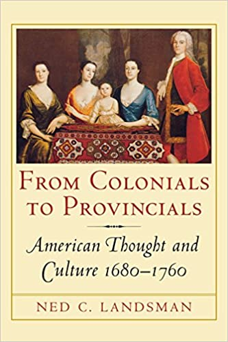From colonials to provincials american thought and culture 1680 from colonials to provincials american thought and culture 1680 1760 cornell paperbacks 1st edition fandeluxe Image collections