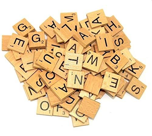 Madera Scrabels Madera distribuido por ABAV Unbekannt Scrabble de Madera