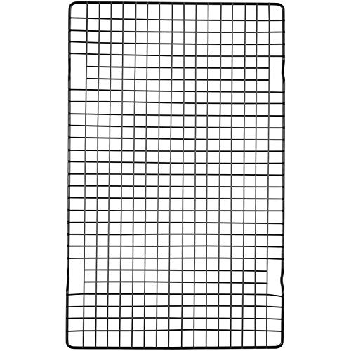 Wilton Industries Perfect Results Mega Cooling Rack, Black