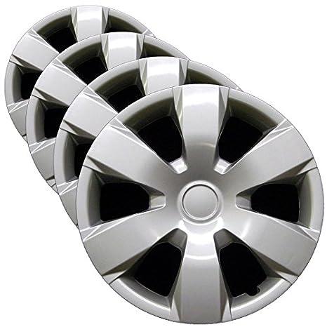 Premium juego de tapacubos para Toyota Camry 2007 – 2011 – Repuesto fundas para ruedas de
