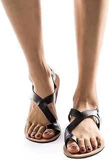 Sandali Estate da Donna MEIbax Infradito Donna Eleganti a Punta Aperta Spiaggia Sandali Romano Retro Flip-Flop Estivi Pantofole Ragazze