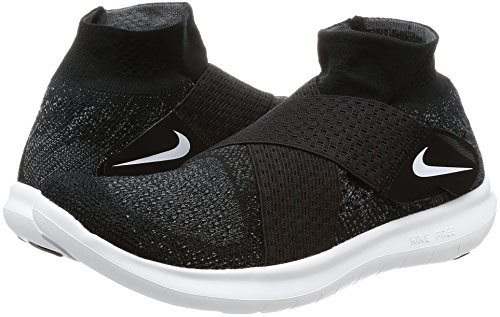 W Donna Scarpe black Nero 2017 volt Nike dark Fk Free Da Rn Running Grey white Trail Motion 003 dPWvYq