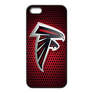 Custom Atlanta Falcons Back Cover Case for iphone 5,5S JN5S-1674 wangjiang maoyi