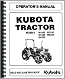 Kubota M7030 Tractor Operators Manual