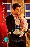 Strictly Temporary, Barbara Dunlop and Robyn Grady, 0373731825