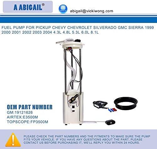 For 2001-2003 Chevrolet Silverado 2500 HD Fuel Pump 92965GF 2002
