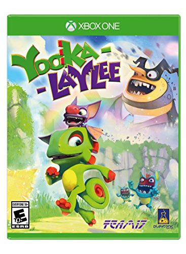 Yooka-Laylee - Xbox One by Sold Out
