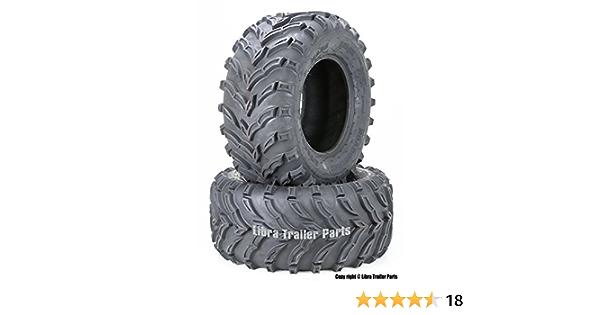 2 Goodyear Tracker CL 25x11-10 25x11x10 48F 4 Ply A//T ATV UTV Tires