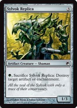 Sylvok Replica - Foil (Foil Replica)