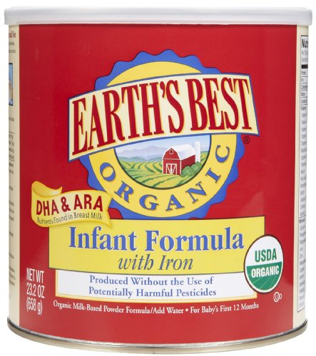 Earth's Best Organic Infant