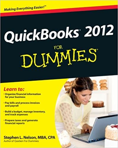 Quickbooks 2012 for dummies stephen l nelson 9781118091203 quickbooks 2012 for dummies 19th edition fandeluxe Gallery