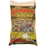 Zoo Med Creatures Creature Soil 1qt, 2 Pack!