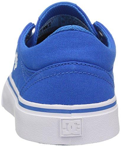 Skate K Hombre Azul Trase Para Unisex DC Azul Hombre TX DCDC Zapatos qaYSSwpt ebe486