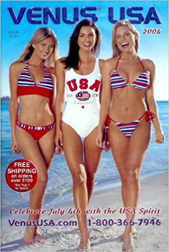 Venus USA Catalog #V524 (2004): 100 Pages of Sexy Swimwear
