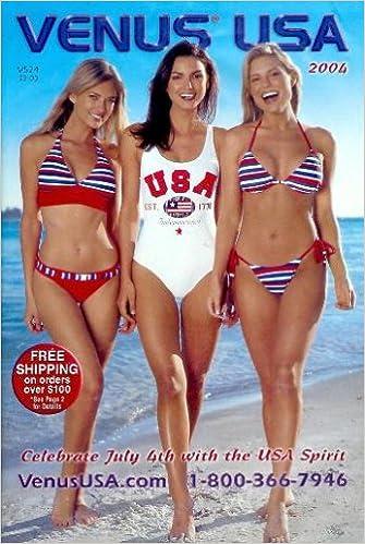 785637bc8c6 Venus USA Catalog #V524 (2004): 100 Pages of Sexy Swimwear +: Venus Swimwear  Inc.: Amazon.com: Books