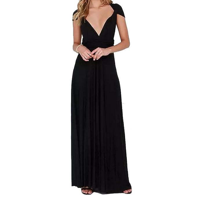 71f50fa64f0 E-XCX Sexy Women s Bandage Bodycon Evening Gowns Maxi Long Dresses ...