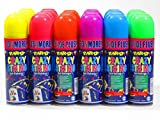192 Pack Party Crazy String Streamer Spray Can Wholesale Bulk Lot