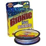 Northland BIB40-4-BC 40-Yard Bionic Braid Line, 4-Pound, Blue Camo