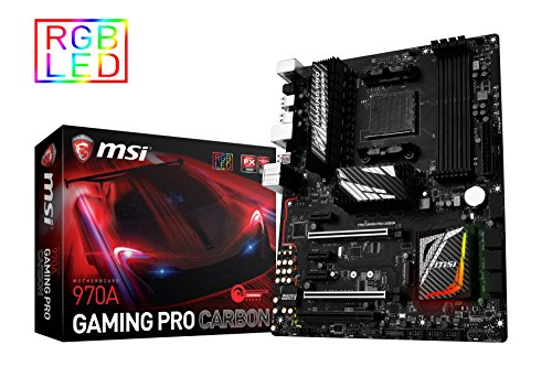 Picture of a MSI Extreme Gaming AMD 970 824142134184