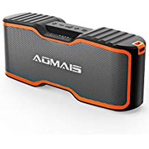 AOMAIS Sport II+ Bluetooth Speakers, Portable Wireless Speaker Louder Sound, IPX7 Waterproof, 20 Hours Playtime, 99 ft Bluetooth Range & Built-in Mic, Sport II Upgraded Version for Home Party, Shower