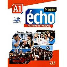 Echo Methode de Francais A1 Student Book & Portfolio & DVD