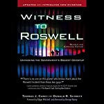 Witness to Roswell: Unmasking the Government's Biggest Cover-Up | Donald R. Schmitt,Thomas J. Carey