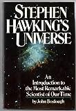 Stephen Hawking's Universe, John Boslough, 0688035302