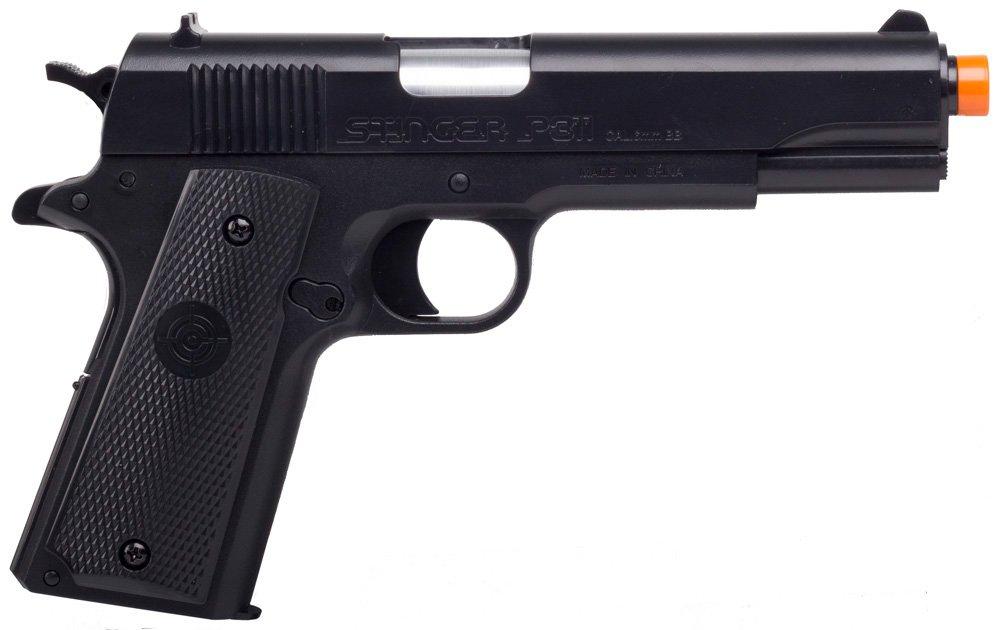 Crosman Stinger P311 Airsoft Pistol (Black) by Crosman