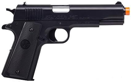 A airsoft gun