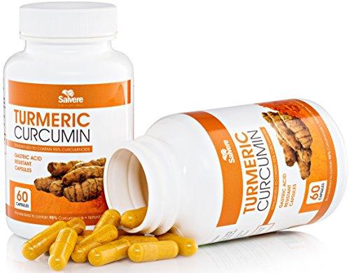 Turmeric Curcumin Capsules with Bioperin