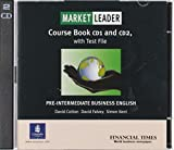 Market Leader: Pre-intermediate Practice File CD: Business English with the ''Financial Times'' (Market Leader) (CD-Audio) - Common