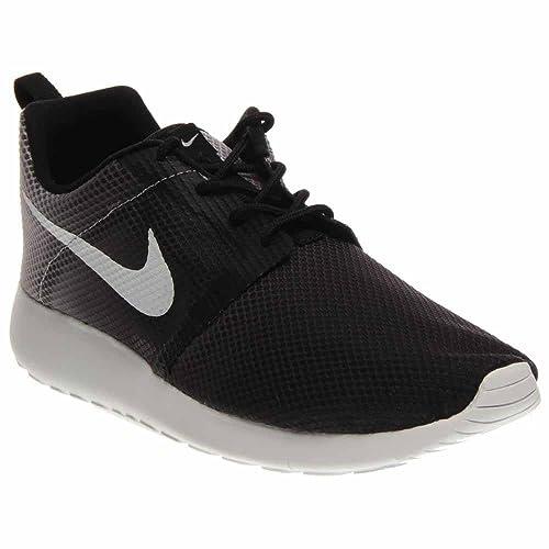 7dff7aef82d Nike 705485-001 Kids Grade School Roshe One Flight Weight Black Grey White