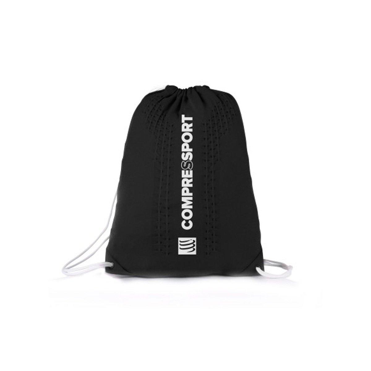 バックパックブラックマルチスポーツby Compressport – Endlessバッグ- - - - - - - B01MAVYPT4 ブラック