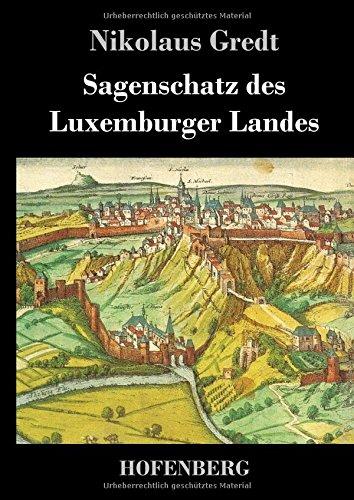 Download Sagenschatz des Luxemburger Landes (German Edition) ebook